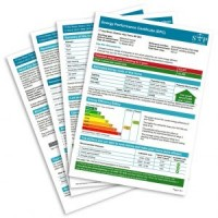 Energy Performance Certificate (1 Bed)
